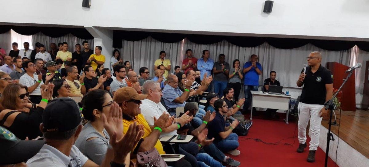 Policiais civis decidem aguardar encaminhamento do Projeto OPC pelo governador