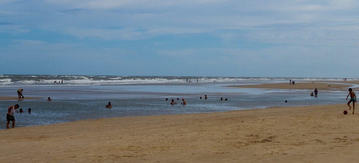 Praias do litoral norte do estado estão próprias para banho