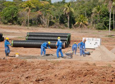 Ampliação da Adutora do Piauitinga vai beneficiar mais de 170 mil habitantes da região Centro-Sul