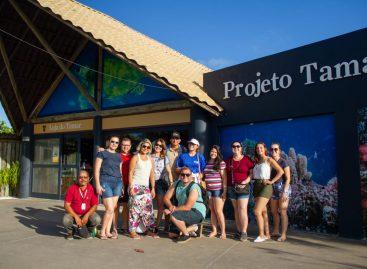 Agentes de Viagens e operadoras de turismo visitam pontos turísticos de Sergipe