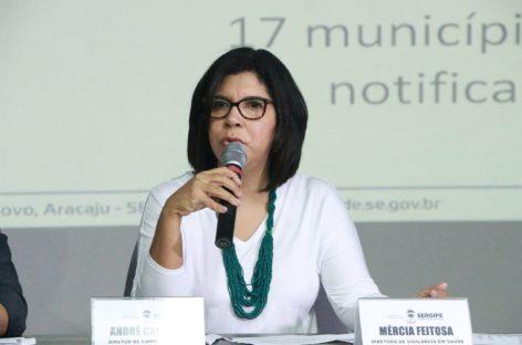 Secretaria de Estado da Saúde atualiza dados sobre o Sarampo em Sergipe