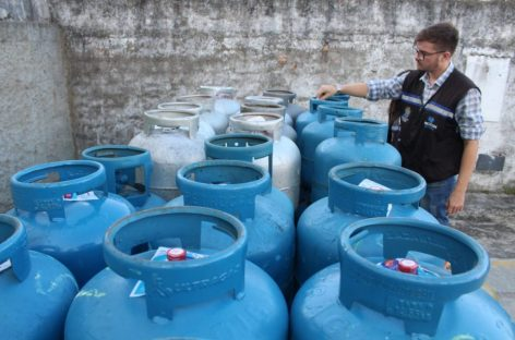 Pesquisa da Prefeitura aponta queda de preços do gás de cozinha em Aracaju