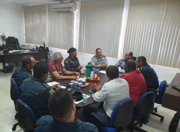 Capitão Samuel parabeniza comando e associações por discutirem pautas da PM