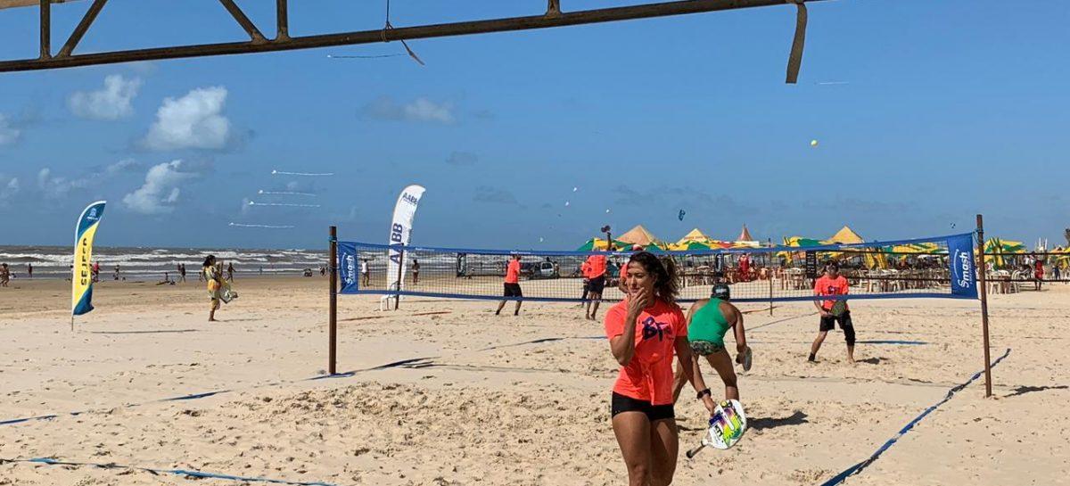Segunda edição do Aracaju Beach Tennis Open aconteceu no final de semana