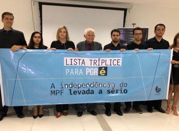 Procuradores da República em Sergipe protestam contra indicação de Augusto Aras à PGR