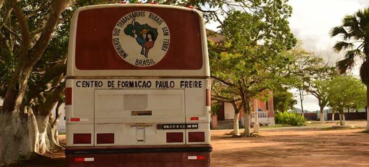 João Daniel repudia despejo do Centro de Formação Paulo Freire