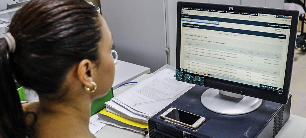 Secretaria de Saúde informatiza sistema de atendimento do CASE