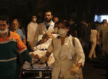 Incêndio é controlado e pacientes são removidos de hospital no Rio