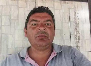"""Ex-candidato """"Passo Preto"""" convoca imprensa para se explicar e volta a dizer que está de """"ressaca"""""""