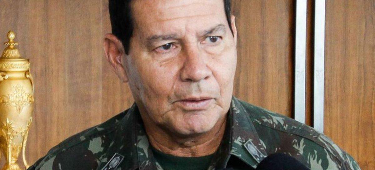General Mourão receberá Medalha da Ordem de Mérito Parlamentar