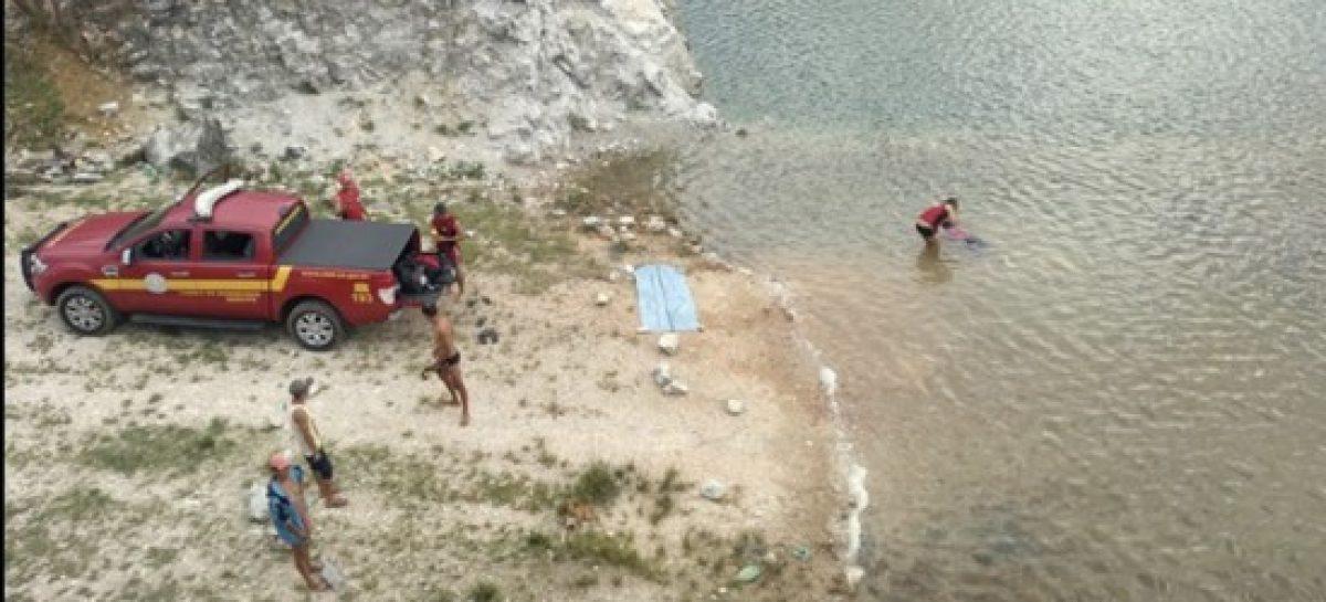 Corpo de jovem é encontrado dentro de lago em Nossa Senhora do Socorro