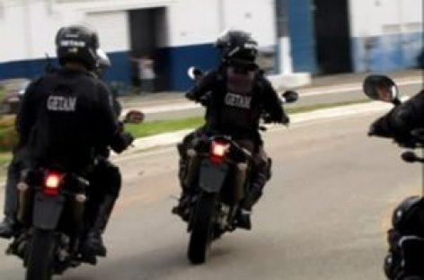Getam prende homem por embriaguez ao volante no bairro Cidade Nova