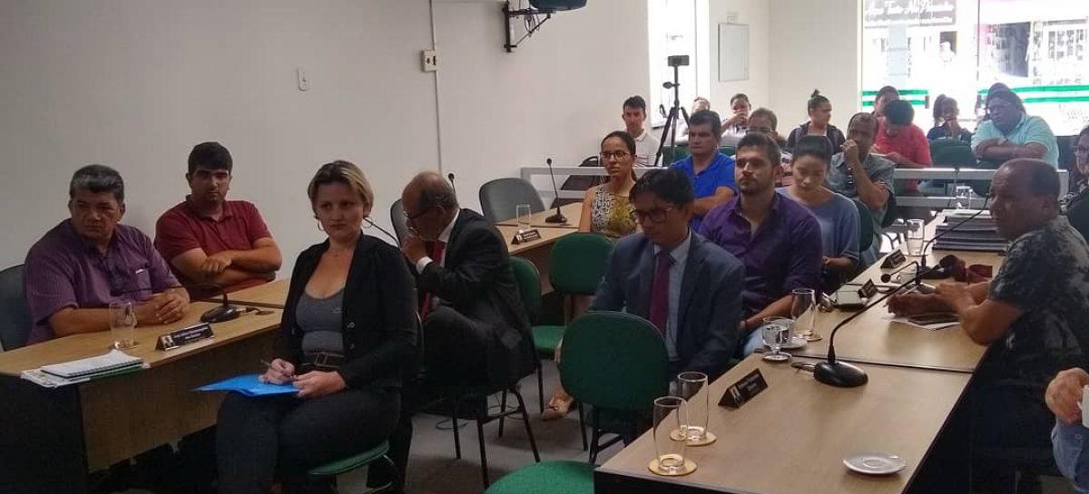 Câmara de Umbaúba reúne população e mostra que despesas estão dentro da lei