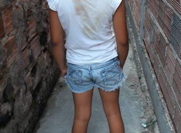 Mais uma criança é vitima de bala perdida em favela localizada no Bugio em Aracaju