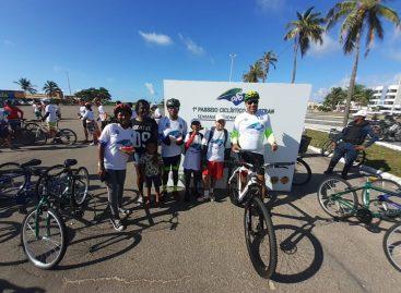 "CPTRan concretiza o projeto ""passeio ciclístico"" na Orla de Atalaia, em Aracaju"