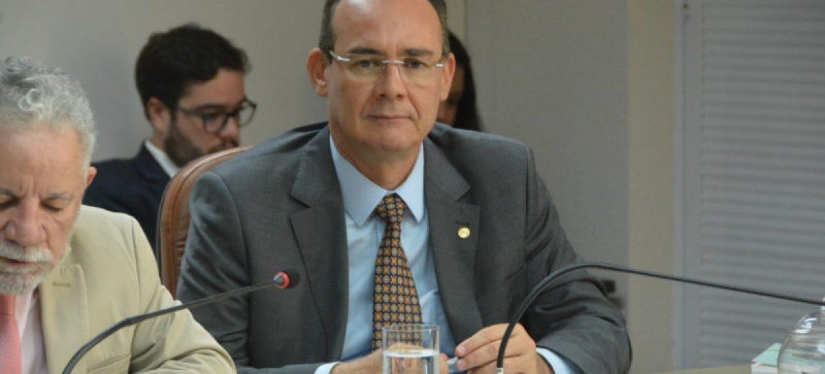 Deputado atribui os problema nas contas do estado ao déficit previdenciário
