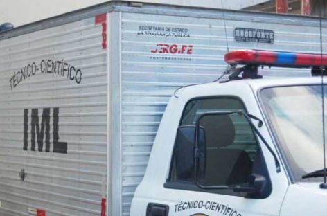 Corpo de mulher é encontrado no município de Santa Luzia do Itanhi
