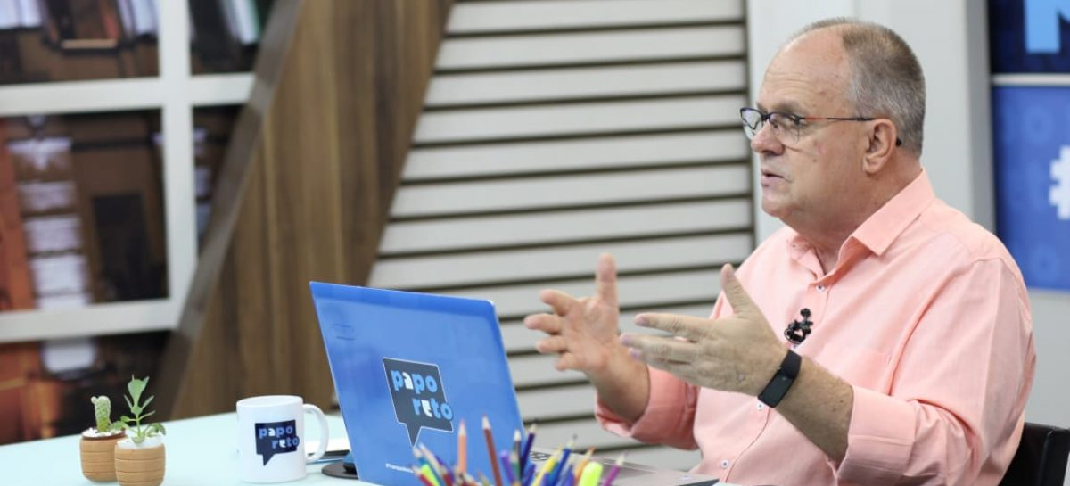 Para Belivaldo, Síntese tenta coloca-lo contra os professores e servidores