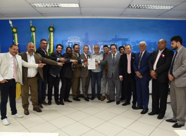 Câmara de Aracaju recebe da Prefeitura a reformulação da Taxa de Publicidade