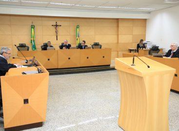 Conselheiros julgam 208 processos em sessões das duas câmaras do TCE