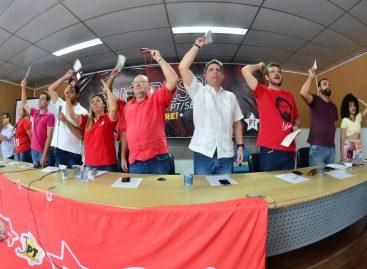João Daniel é eleito presidente estadual Partido dos Trabalhadores em Sergipe