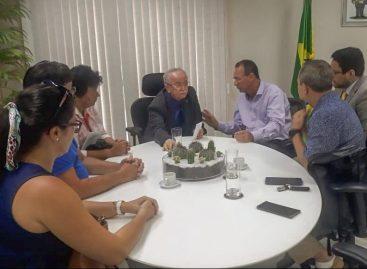 Lei Ambiental e Zoneamento Costeiro são discutidos pelo deputado Zezinho Sobral e Aquicultores