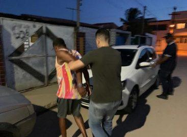 Polícia civil de Alagoas prende foragido da justiça acusado de estuprar a filha em Sergipe