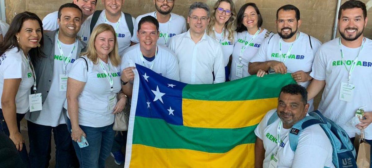 Sergipanos vão a Recife e participam de encontro do RenovaBr