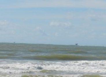 Prefeitura emite alerta sobre alta da maré na capital dias 27, 28 e 29