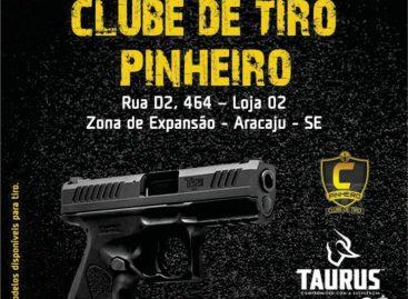 Grupo Pinheiro de Segurança e Taurus realizam a maior Exposição de Armas de Fogo