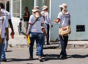 Brigada Itinerante de Combate à Dengue chega ao 40º município sergipano