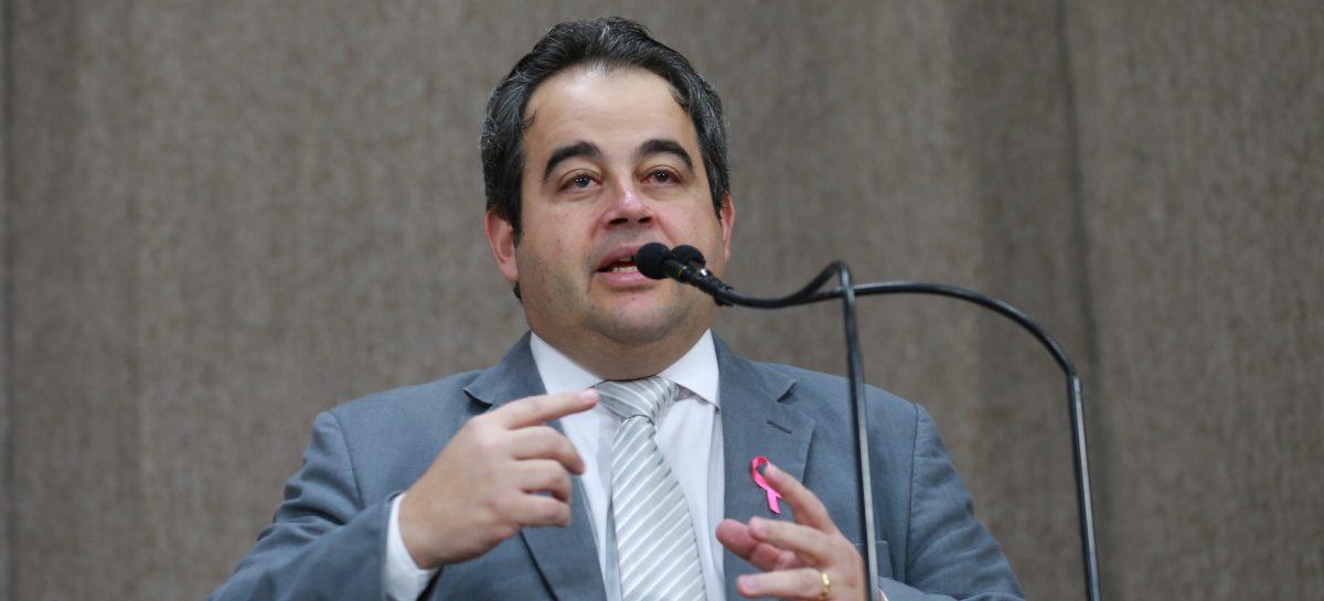 Vinícius Porto faz elogios à administração de Edvaldo Nogueira em Aracaju