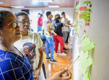Novo módulo de oficina traz especialistas para discutir projetos culturais