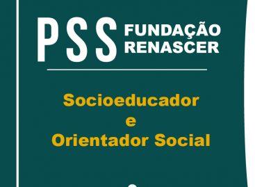 Fundação Renascer cancela PSS e abre novas inscrições no dia 7