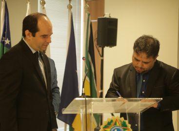 Alexandrre Alvarenga é o novo procurador-chefe do MPT Sergipe