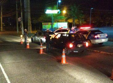 CPTran prende homem por estar dirigindo sob o efeito de álcool