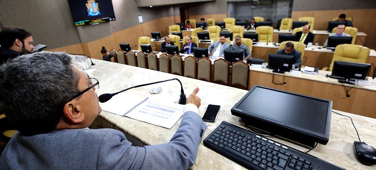 Prefeitura apresenta relatório financeiro do quadrimestre na Câmara Municipal