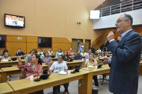 Políticas Públicas de combate ao calazar são discutidas na Alese