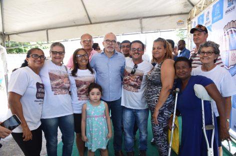Prefeito Edvaldo autoriza recuperação da Orlinha do bairro Industrial
