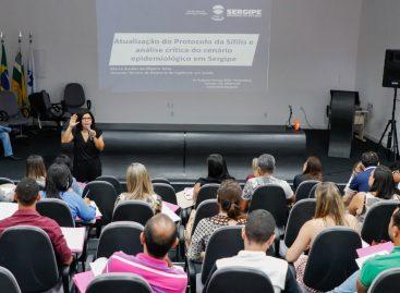Secretaria de Estado da Saúde apresenta cenário da Sífilis em Sergipe