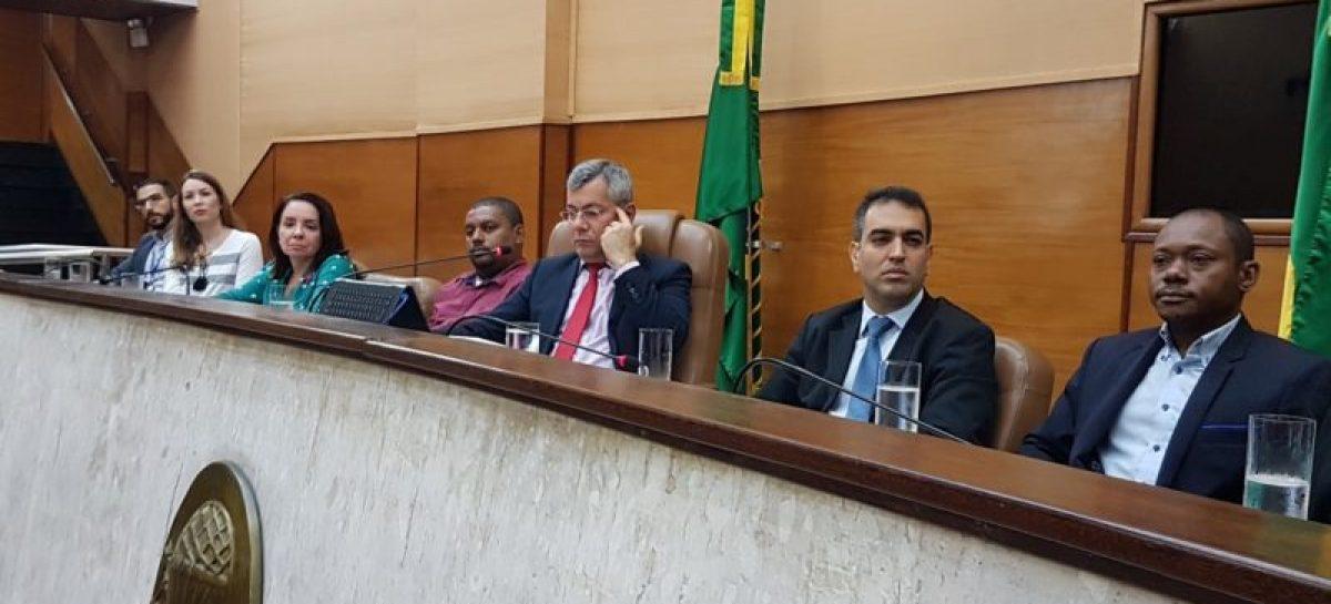 Formação Profissional e Inclusão Social são debatidos em audiência