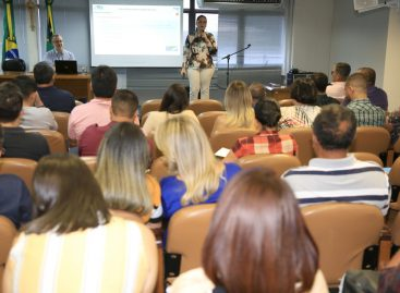 TCE treina servidores de nove municípios para preencher questionários do IEGM
