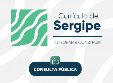 Caderno Complementar de Modalidades do Currículo de Sergipe está disponível para Consulta Pública