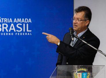 Laércio destaca programa que valoriza municípios que cuidam das pessoas