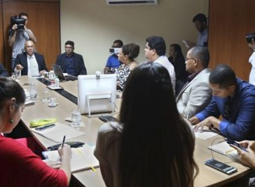Sejuc e Socorro firmam acordo para construção da Central de Alternativas Penais