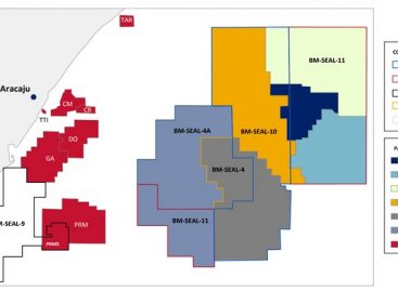 Petrobras anuncia testes de produção em águas profundas em Sergipe para novembro
