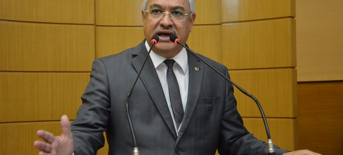 Zezinho Guimarães defende justiça fiscal na reforma tributária