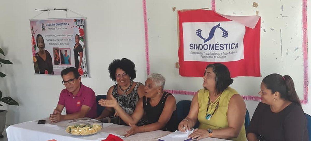 Seminário em Aracaju aborda discriminação ao trabalho doméstico