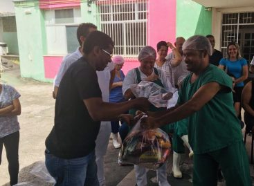 Greve dos servidores do Hospital de Estância continua