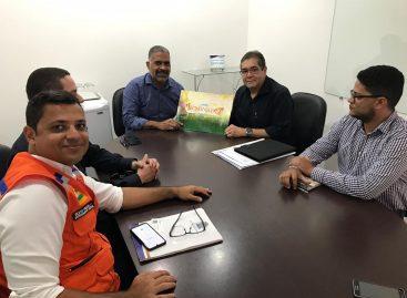 Prefeitura de Aracaju e Fecomércio dialogam sobre esquema de segurança para o Natal Iluminado